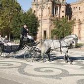 ALQUILER DE COCHES DE CABALLOS PARA FERIA ABRIL 2015