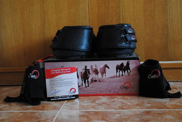 Botas Cavallo Talla 3