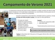 Campamento de verano equitación Madrid