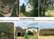 Finca de 25 has en el Parc del Montnegre, 4 km de Pineda de Mar