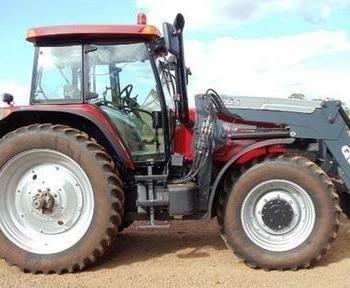 tractor case ih mxm 155 año 2004 bueno estado