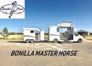 furgoneta para caballos Bonilla Master Horsr