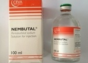 Nembutal y otros químicos de investigación