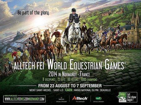 Juegos Ecuestres Mundiales 2014 - FEI World Equestrian Games