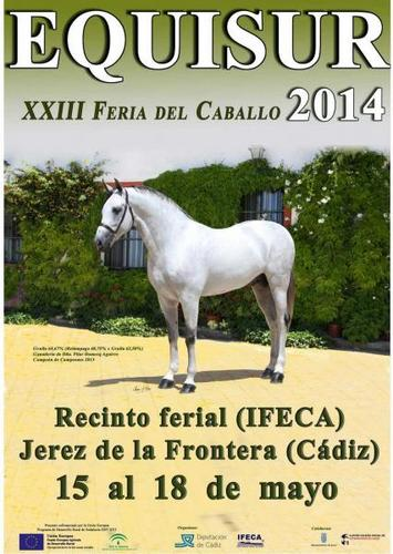 Equisur 2014 en Jerez de la Frontera