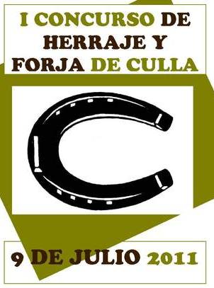II Concurso de Herraje y Forja de Culla