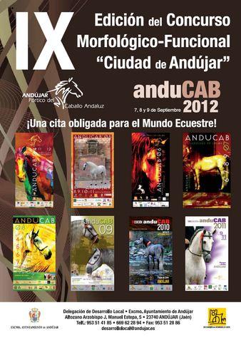 X Anducab 2012 - Feria del Caballo de Andujar