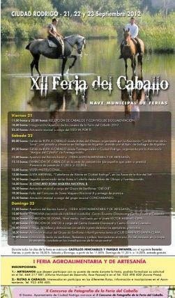 XII Feria del Caballo de Ciudad Rodrigo