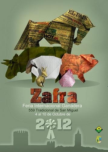 CSN y Feria Internacional Ganadera de Zafra