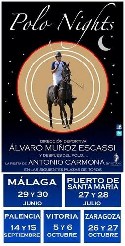 Espectáculo Ecuestre 'Polo Nights' - Varias ciudades