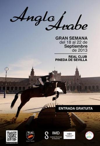 Gran Semana del Anglo-árabe en Sevilla